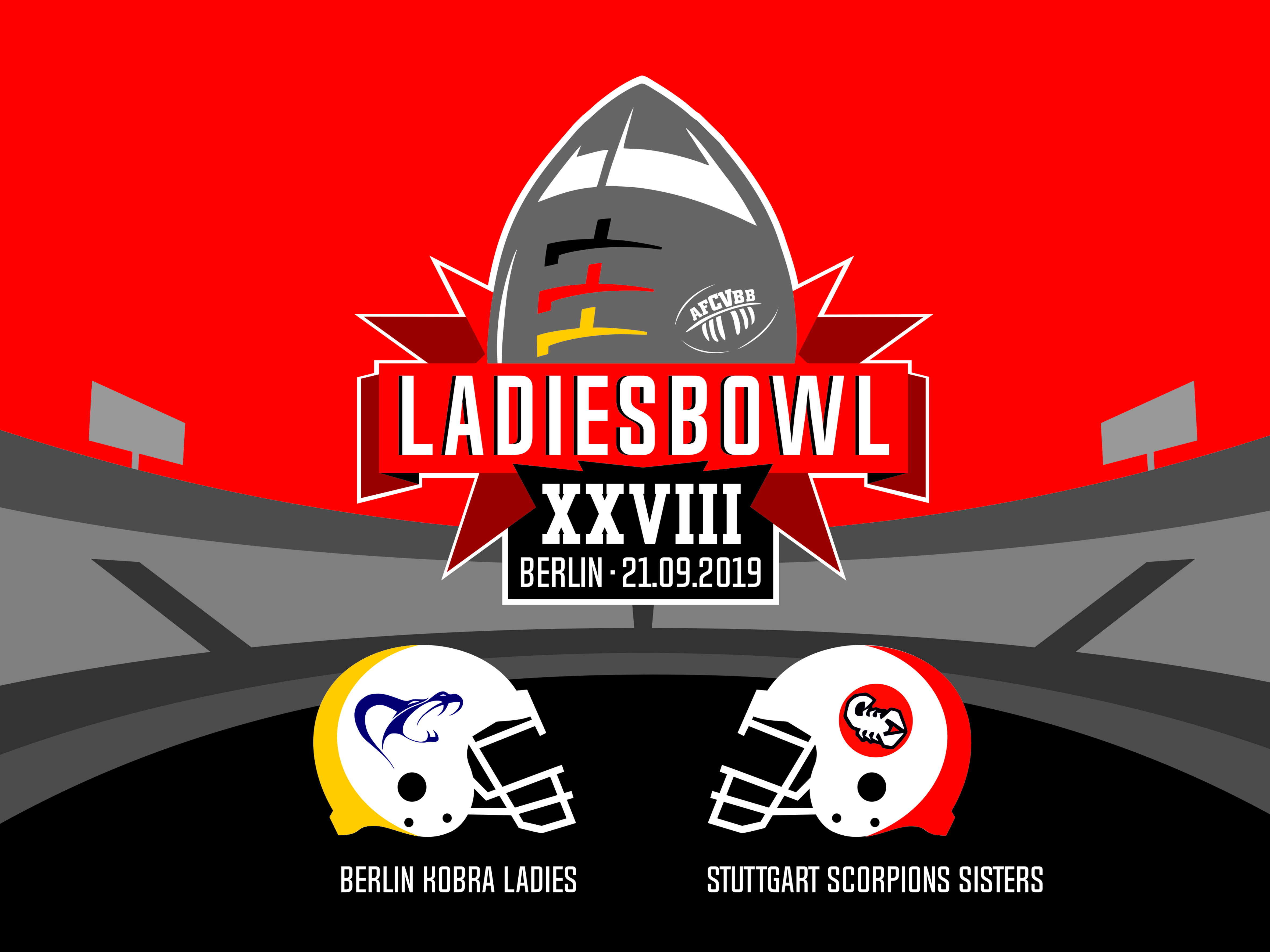 Livestream: Ladies Bowl XXVIII