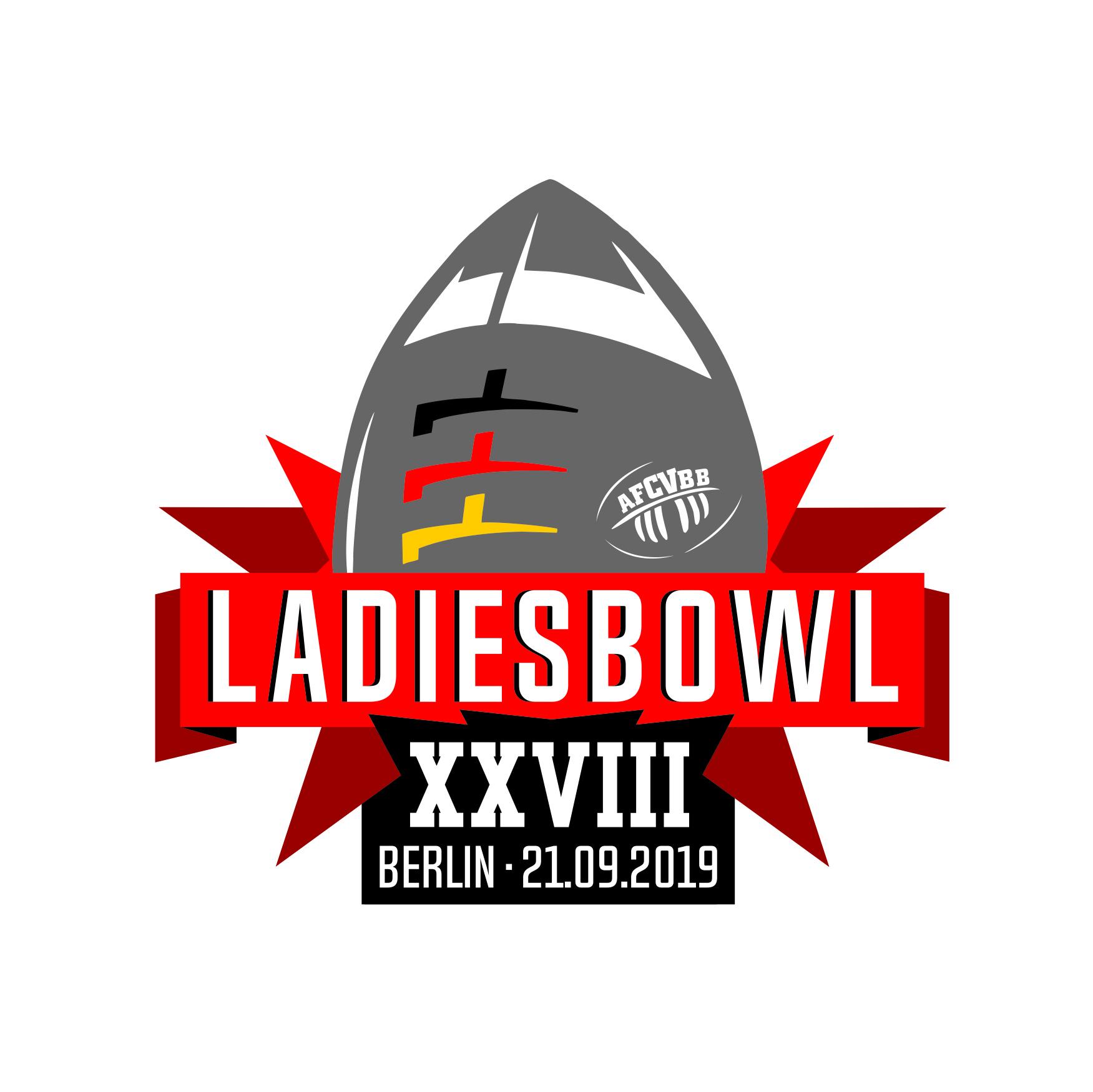 Logo: Ladies Bowl XXVIII